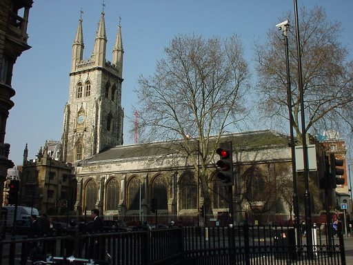 st sepulcher church